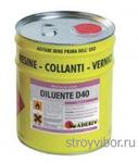 Растворитель для грунтовки 10 л Diluente D40