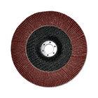 Круг лепестковый торцевой, 115х22 мм, 20