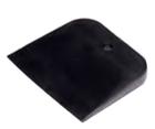 Шпатель резиновый, чёрный 100 мм