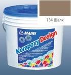 эпоксидная затирка для швов Kerapoxy Design 3кг цв. 134 шелк