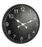 Часы Cantenbury 38 см