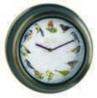 """Часы """"Дикие птицы"""" 30cм"""
