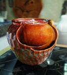 Фонтан интерьерный Ceramic Jar 23*20*19см