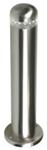 """Светильник уличный светодиодный. серия """"KIEV"""" 12LED, 0,06W. IP44. Нержавеющая сталь, пластик. Высота 440мм."""