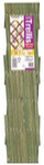 Решетка складная 1.8х0.3 зеленая, дерево, дерево