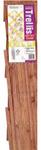 Решетка складная 1.8х0.9 коричневая, дерево