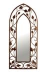 Декор с зеркалом Gothic 71 *30,5 см