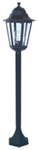 """Светильник уличный. серия """"CLASSICO"""" Е27, 100W. IP44. Алюминий, стекло. Высота 1250мм"""