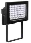 Прожектор светодиодный. 60LED, 60x0,075W, IP44, Алюминий, стекло.