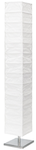 Торшер CARRE, 220V,3xE14,40W. металл текстиль. Высота 1,5м.