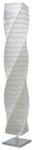 Торшер TWISTER, 220V,3xE14,40W. металл текстиль. Высота 1,5м.