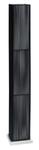 Торшер DIAN, 220V,2xE27,60W. металл текстиль. Высота 1,2м.