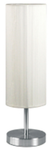 Лампа настольная UDO. 220V,E14,40W. Металл. Абажур текстиль. Высота 42см.