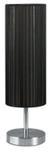 Лампа настольная UDO. 220V ,E14,40W. Металл. Абажур текстиль. Высота 42см.