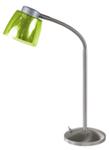 Лампа настольная PIAZZO, галогенная. 220V,G9,40W. Металл, пластик. Высота 40 см.