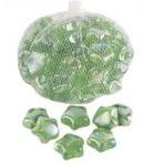 Камни декоративные стеклянные Stars1kg