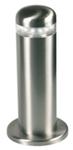 """Светильник уличный светодиодный. серия """"KIEV"""" 12LED, 0,06W. IP44. Нержавеющая сталь, пластик. Высота 260мм."""