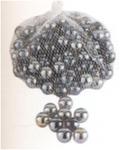 Камни декоративные стеклянные Beads1kg