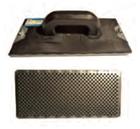 Оправка шлифовальная 180х320 мм (металлическая основа)