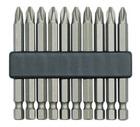 Набор насадок-бит PH 1х50 мм (уп. 10 шт.)