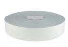 Лента-бордюр для раковин и ванн, 20 мм х 20 мм х 3 м, белая