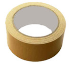 Лента клейкая 5 м х 50 мм двусторонняя тканевая