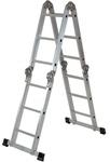 Лестница-трансформер 4 секции по 3 ступени 122/234 см