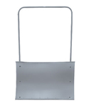 Движок для уборки снега алюминиевый 750x460x1,5 мм