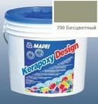 эпоксидная затирка для швов Kerapoxy Design 3кг цв. 700 бесцветный