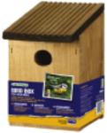 Домик для птиц, 23см, дерево
