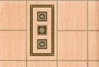 """Обои бумажные симплекс моющиеся 0,53*10,05 м """"Рим 2М"""" (рулон)"""