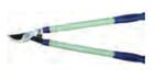 Сучкорез с наковаленкой, комбинир. лезвиями и телескоп. рукоятками, рез до 40 мм