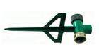 Пика цинковая 2-х позиционная