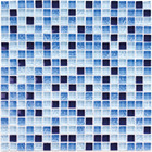 Мозаика Blue Drops 30*30