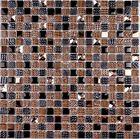 Мозаика Crystal brown 30*30