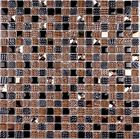 Мозаика Crystal brown 30*30