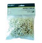 Крестики пластиковые для плитки 2,5 мм (уп. 200 шт.)