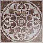 Панно из керамогранита Dolomite Rosone Mokka 1200*1200