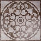 Панно из керамогранита Dolomite Rosone Ivory 1200*1200