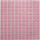 Мозаика Pink glass 30*30