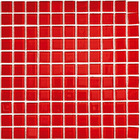 Мозаика Red glass 30*30