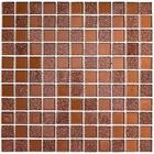 Мозаика Shine Brown 30*30
